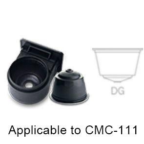 Multi-Capsule Coffee Maker Capsule Adaptors